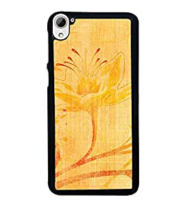 iFasho Animated Pattern colrful traditional design cloth pattern Back Case Cover for HTC Desire 826