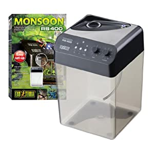 Exo Terra Monsoon RS400 Rainfall System