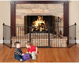 KidCO Auto Close HearthGate Black Discontinued by Manufacturer