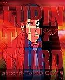 ルパン三世 second-TV. BD-BOX VI[Blu-ray/ブルーレイ]
