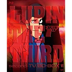 ���p���O�� second-TV. BD-BOX VI [Blu-ray]