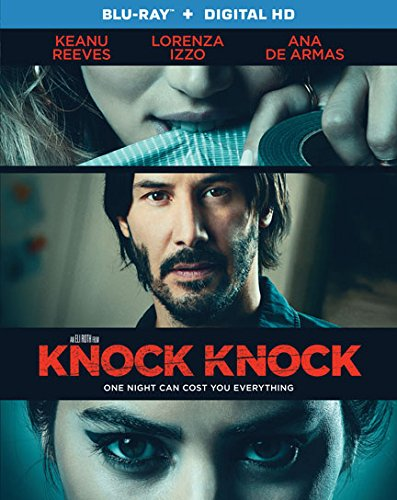 Knock Knock [Blu-ray + Digital HD]