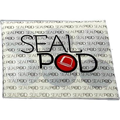 Disposable sticker lid Capsule Foil Film Silicone Seal Ring f Nespresso Machine
