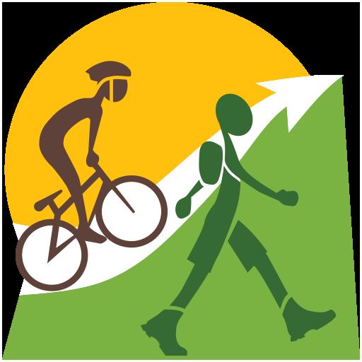 ViewRanger GPS - Topo Maps, Trail Navigation and Route Tracker for Walking, Hiking, Mountain Biking