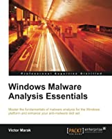 Windows Malware Analysis Essentials Front Cover