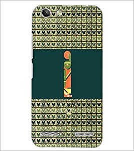 PrintDhaba GRANDbet I D-5708 Back Case Cover for LENOVO A6020a46 (Multi-Coloured)