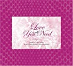 Love Is All You Need (Photo Album/Scr...