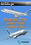 PMDG 737 600/700/800/900 for FS2004 (PC CD)