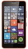 Microsoft Lumia 640 XL Dual-SIM Smartphone (5,7 Zoll (14,5 cm) Touch-Display, 8 GB Speicher, Windows 8.1) orange