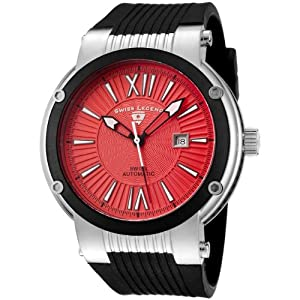 Swiss Legend Men's 1006A-05-BB Legato Cirque Automatic Collection Watch with Winder