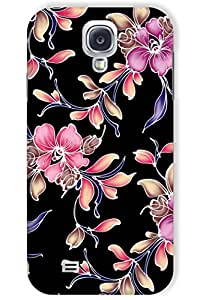 IndiaRangDe Hard Back Cover FOR Samsung Galaxy S4 I9500
