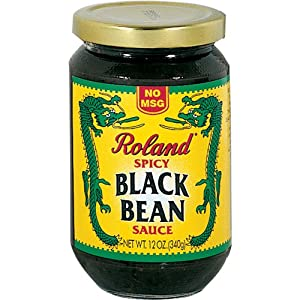 Spicy Black Bean Sauce By Roland 7 Ounce by Roland