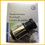 Original Volkswagen VW Ersatzteile LED VW Taschenlampe Zigarettenanz�nder, Original, superhell