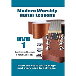 Modern Worship Guitar Lessons DVD 1 - Sessions 1-11