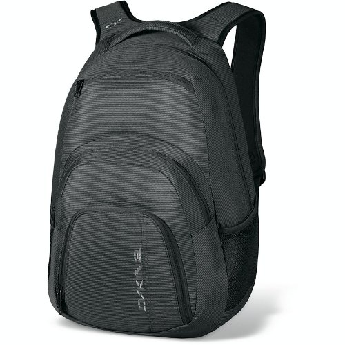 Dakine 33-Litre Campus Pack (Black Stripes, 20 x 13 x 9-Inch)
