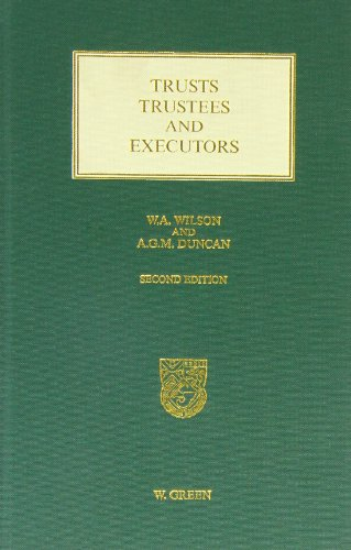 Trusts, Trustees and Executors