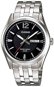 Casio Classic Silver Watch MTP1335D-1A