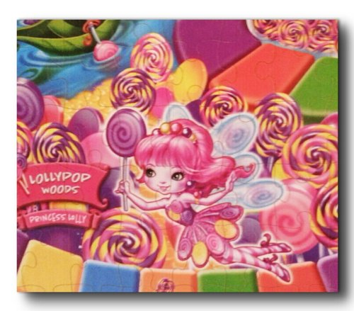 Candy Land Puzzle - 2 Pack - 48 Pieces