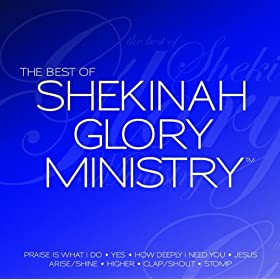 Cover image of song Higher by Shekinah Glory Ministry
