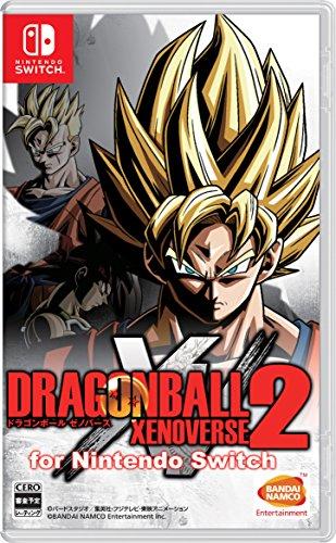 「ドラゴンボール ゼノバース2 for Nintendo Switch」9月7日発売 〜Amazonで予約受付開始