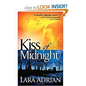 Kiss of Midnight, The Midnight Breed 1