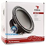 "SUB P25 - Focal 10"" 200W RMS 400W Max Single 4-Ohm Subwoofer"