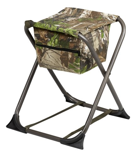 Hunters Specialties Camo Furniture Dove Stool Without Back