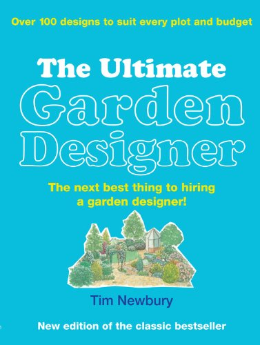 The Ultimate Garden Designer: The next best thing to hiring a garden designer!