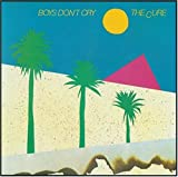 THE CURE BOYS DON'T CRY VINYL LP[SPELP26] 1979 THE CURE
