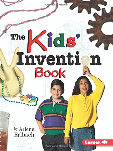 The Kids' Invention Book (Kids' Ventures)