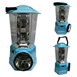 SahiBUY Blue Rechargeable Emergency Lantern cum Torch