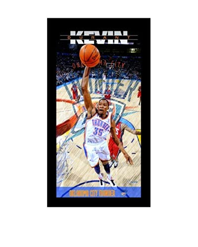 Steiner Sports Memorabilia Kevin Durant Oklahoma City Thunder Player Profile Framed Photo