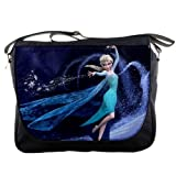 Queen of Arendelle Elsa FROZEN Shoulder Messenger School College Work Collectible Bag