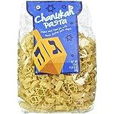 Chanuka Shaped Pasta 1lb Bag Menorah Stars Dreidel Product Of Italy