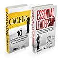 Coaching: 10 Coaching Skills and Essential Leadership: 2 In 1 Bundle Audiobook by  Gavin McGinnis Narrated by Steve White, Daniel Morin