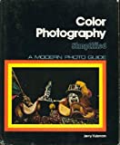 img - for Color Photography Simplified (Modern Photo Guides) book / textbook / text book