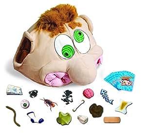 IMC Toys - Gastón cabezón, juego infantil (007543) (versión en italiano o francés)