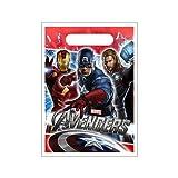 Avengers Favor Bags (8ct)