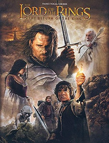 The Lord of the Rings: The Return of the King (Piano/Vocal/Chords)