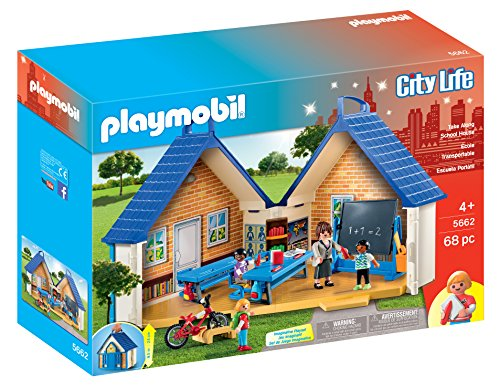 PLAYMOBIL-Take-Along-School-House-Playset