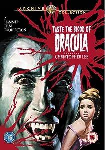 Taste The Blood Of Dracula [DVD] [1970]