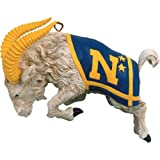 Navy Midshipmen NCAA Bill Mascot Ornament