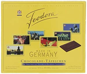 Feodora Made In Germany Tablets, 6.25 Ounce Box