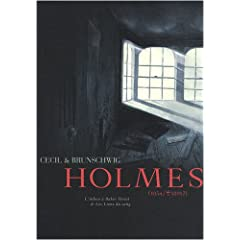 Holmes de Brunschwig et Cécil Tome I et II dans Bande dessinee 51TjKROAR3L._SL500_AA240_