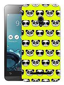 "Humor Gang Cute Pandas Green Printed Designer Mobile Back Cover For ""Asus Zenfone 6"" (3D, Matte, Premium Quality Snap On Case)"