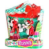 Mini Lalaloopsy Ponies Holiday Edition