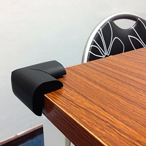 Rubber Corner Strips Guards For Furniture Glass Tables Countertop Child Baby Safety Corner