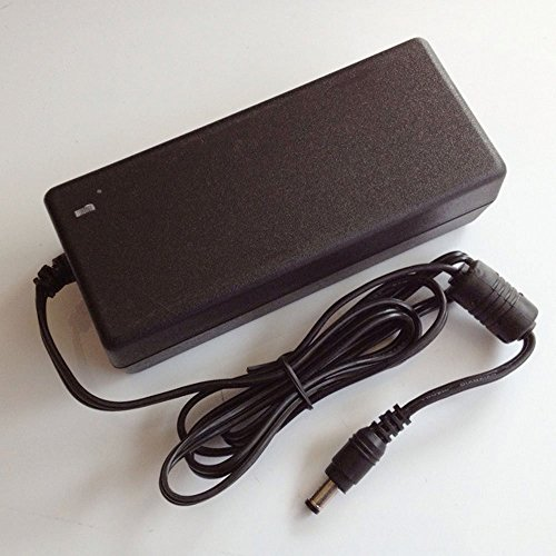 Dqdf Ac Power Supply Adapter With 3 Prong Plug 24V 4A Dc Fit For 24V Rgbw Rgbww Led Flexible Strip