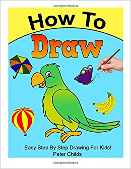 how to draw a book easy steps