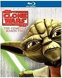 Star Wars: The Clone Wars - Season Two [Blu-ray] [Import]